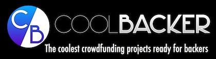 Cool Backer logo