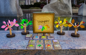 stumped deck building game