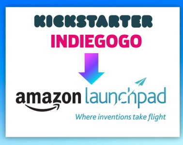 Kickstarter Indiegogo to Amazon Launchpad