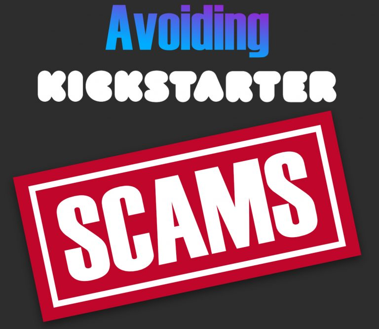 how to tell if a kickstarter campaign is legitimate