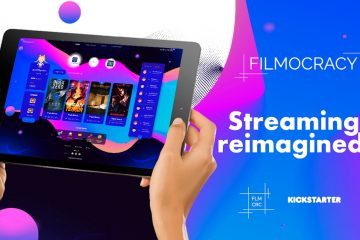 filmocracy video streaming platform on kickstarter