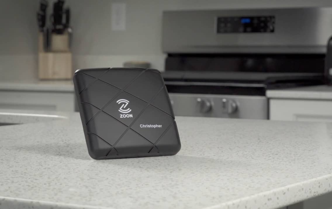 zoon wireless charger indiegogo
