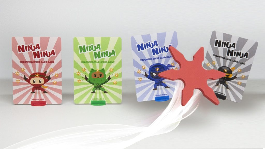 Ninja Ninja by another game company kickstarter review