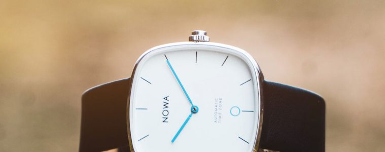 nowa superbe kickstarter watch