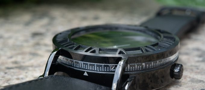 horizon timepiece kickstarter watch review