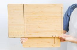 chopbox kickstarter cutting board