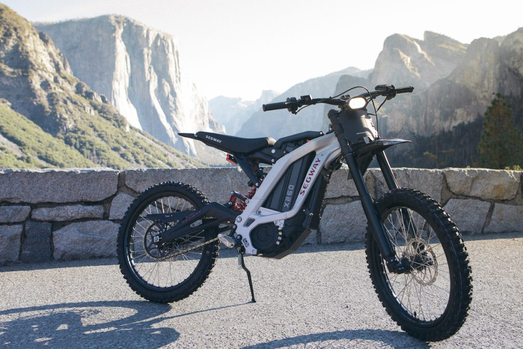 segway x260 electric bike indiegogo