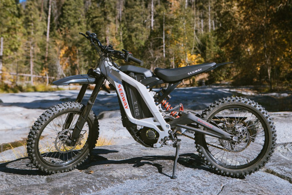 Segway dirt ebike x160 review