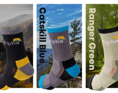 alpha socks kickstarter review