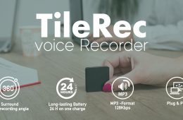 TileRec kickstarter review