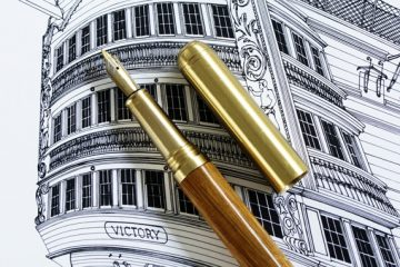 HMS victory pen kickstarter review