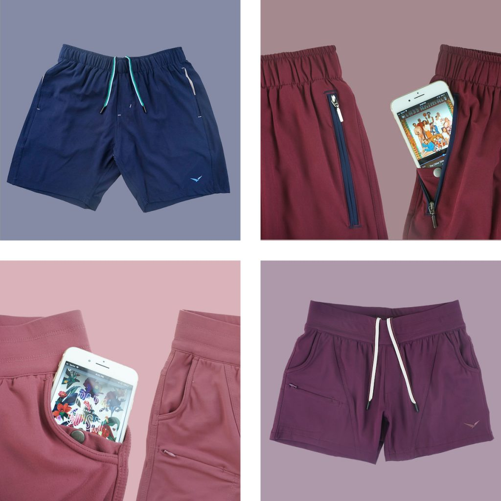 volo shorts colors and pockets