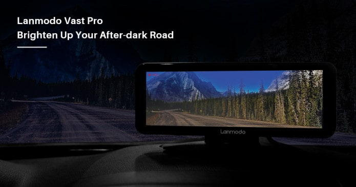 dashcam with night vision