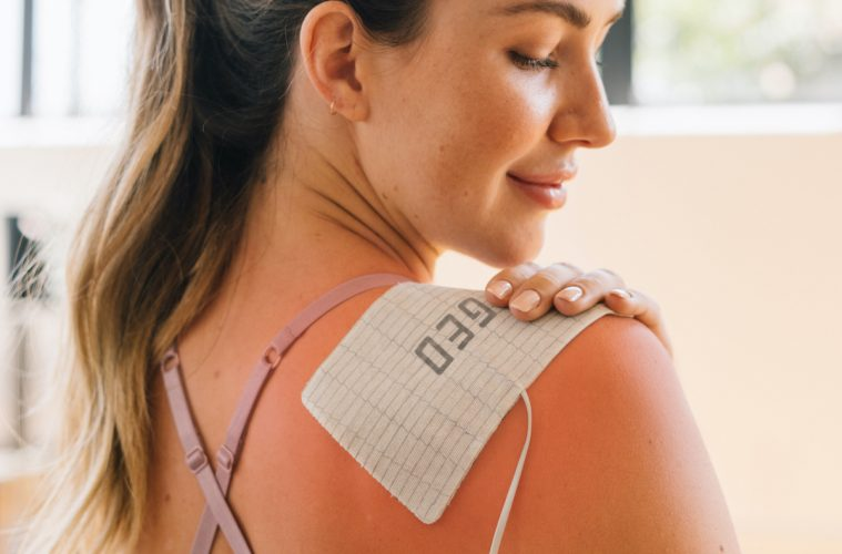 geo far infrared heating pad review