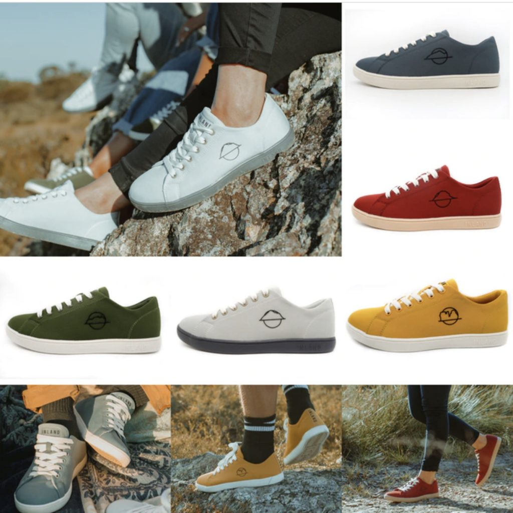 inland lite tread shoes low tops