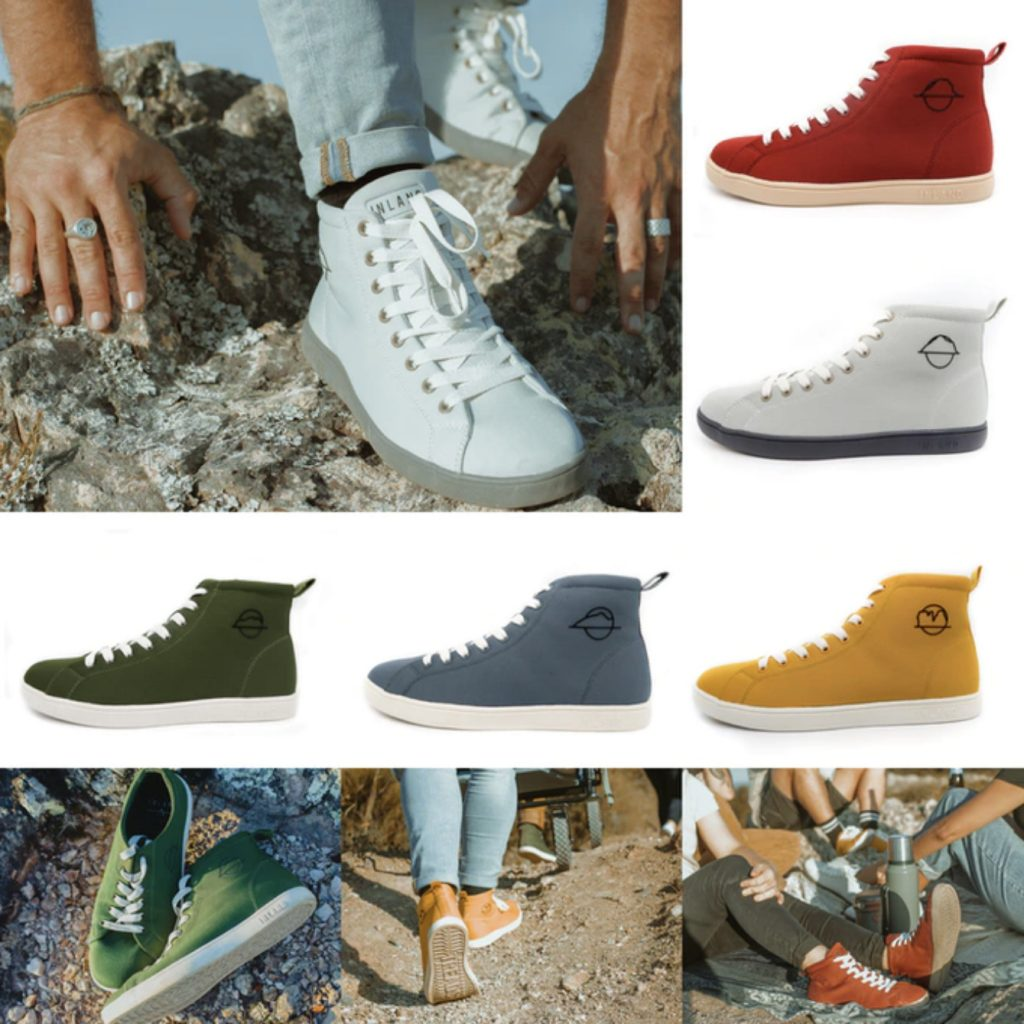 inland shoes high tops