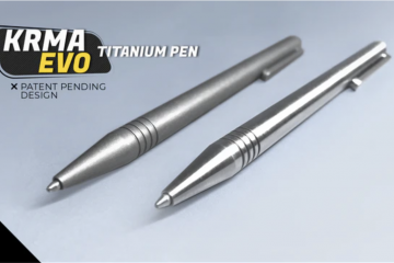 krma evo kickstarter pen review