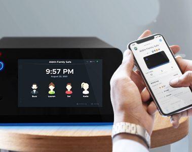 the space safe kickstarter smart safe review